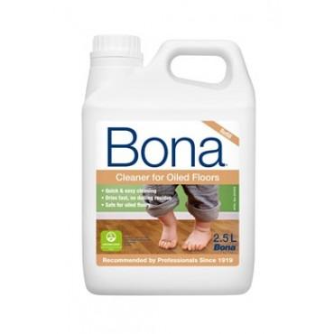 Bona Cleaner for Oiled Floors Refill 2.5 Litre