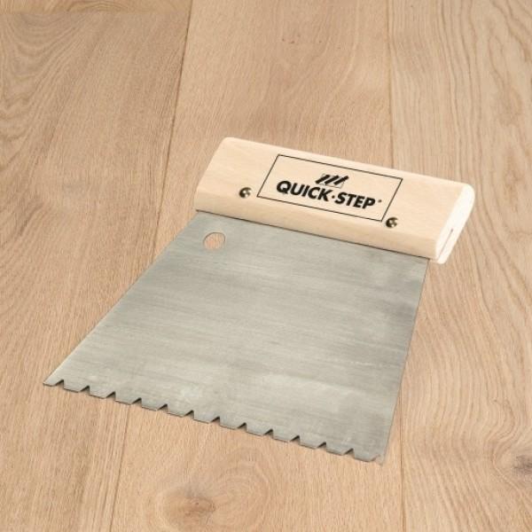 Quick-Step Glue Trowel For Parquet Glue