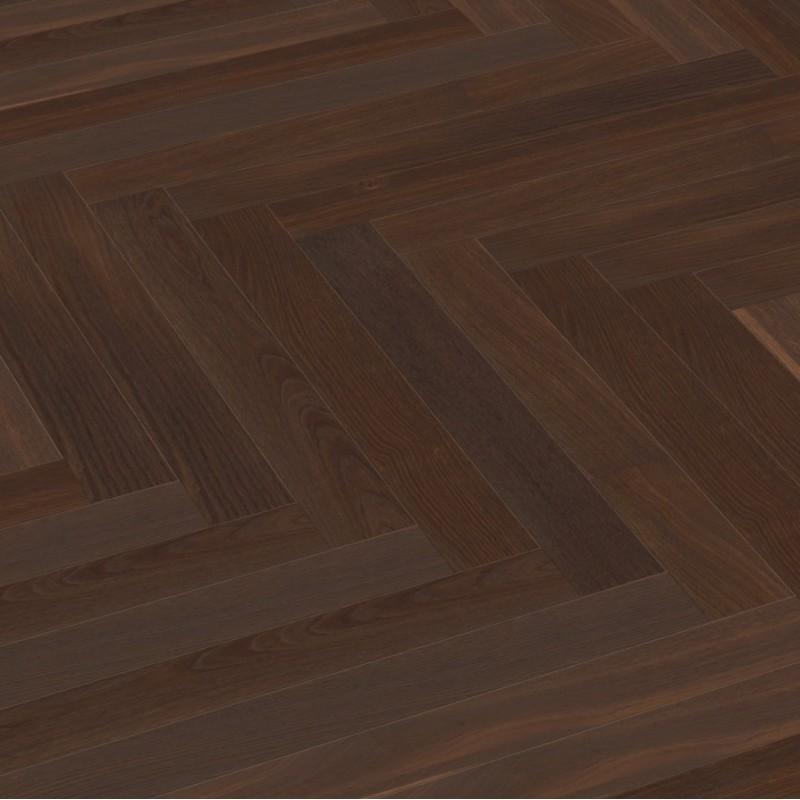 Boen Oak Smoked Prestige Satin Lacquered Engineered Wood