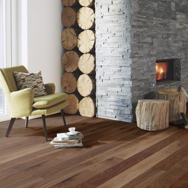 BOEN Finesse Walnut American Oiled Parquet Engineered Flooring
