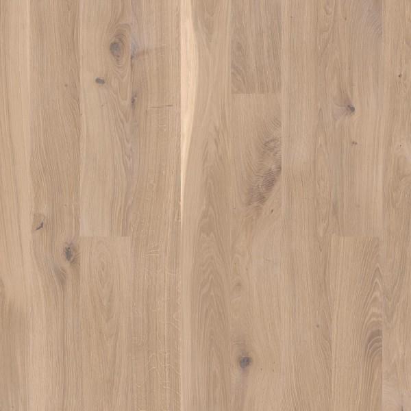 BOEN Oak White Vivo 1-Strip 138mm Micro Bevelled Natural Oil
