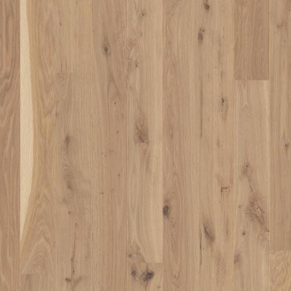 BOEN Oak Vivo 1-Strip 138mm Micro Bevelled Live Pure Brushed
