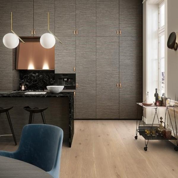 Boen Oak Animoso 181 1-Strip Micro Bevel Live Pure Brushed Engineered Wood Flooring