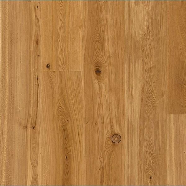 BOEN Oak Traditional Chalet Plank 1-Strip 300mm Unfinished
