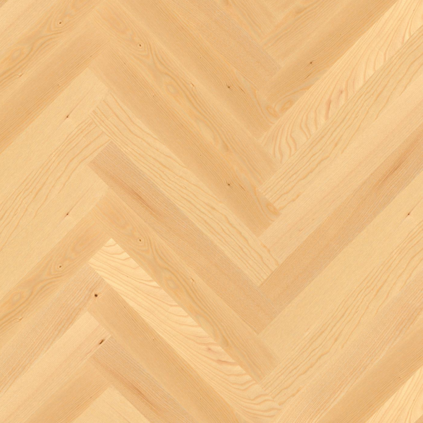 BOEN Prestige Ash Matt Lacquered Engineered Herringbone Flooring