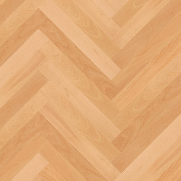 BOEN Prestige Beech Nature Matt Lacquered Engineered Herringbone Flooring
