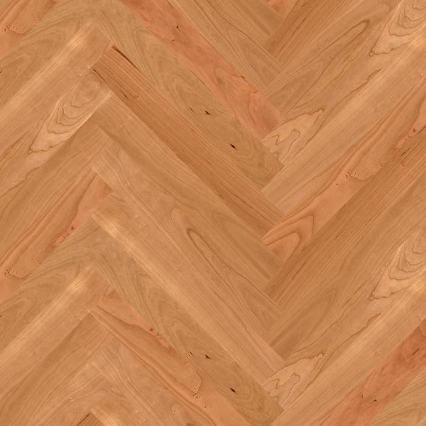 BOEN Prestige Cherry American Matt Lacquered Engineered Herringbone Flooring