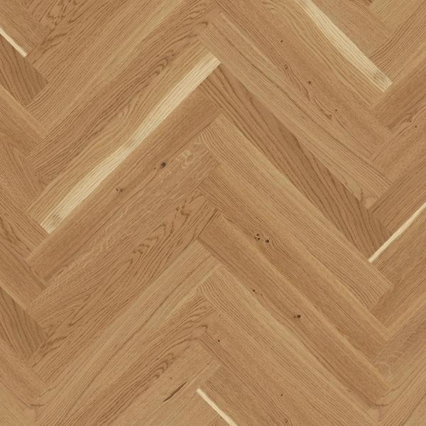 BOEN Prestige Oak Basic Matt Lacquered Engineered Herringbone Flooring