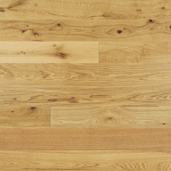 Elka 14mm Rustic UV Lacquered Oak Engineered Wood Flooring