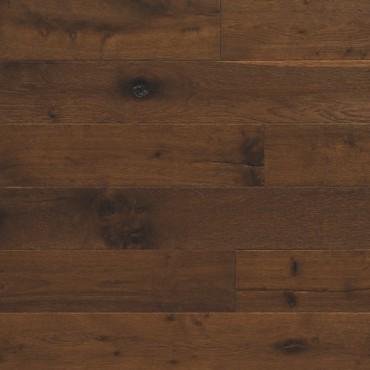 Elka Copper Oak UV Brushed and Oiled 20mm Engineered Wood Flooring