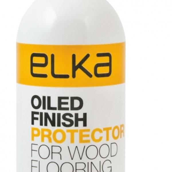 Elka Oiled Finish Protector for Wood Flooring