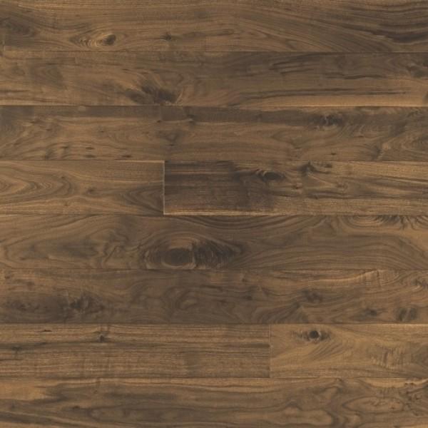 Elka American Walnut 18mm Lacquered Engineered Wood Flooring