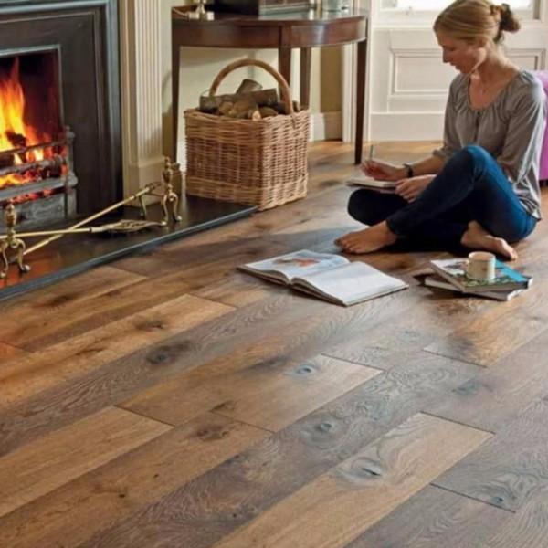 Elka Caramel Oak Engineered Wood Flooring