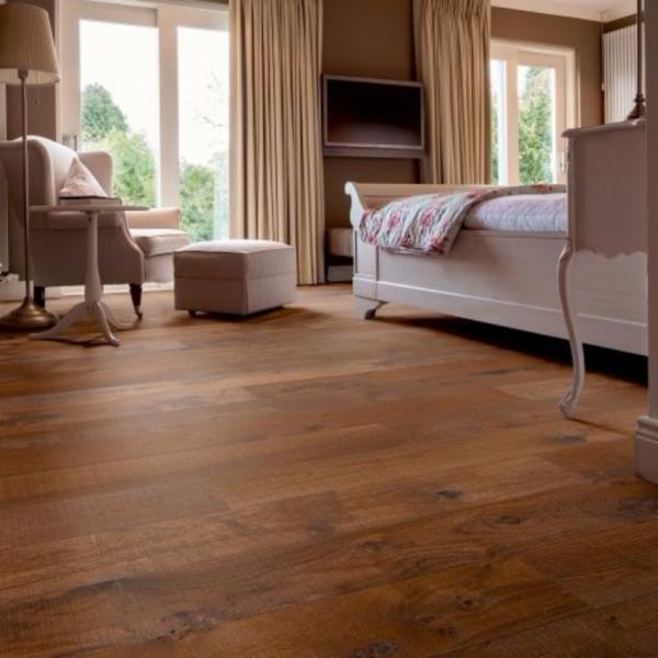 Elka Dusky Oak 1-Strip Engineered Wood Flooring (D)