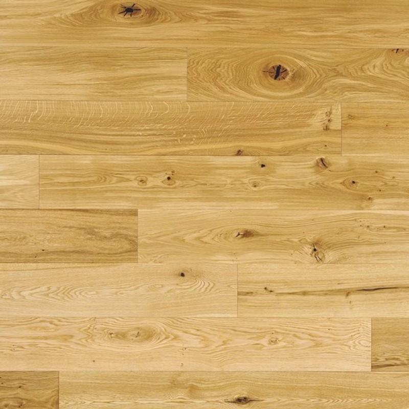 Elka Rustic Brushed and Oiled Oak Engineered Wood Flooring