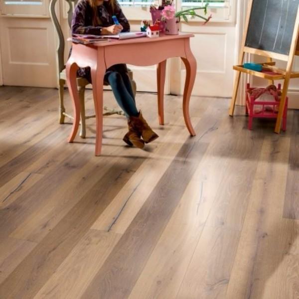 Elka Truffle Oak Engineered Wood Flooring