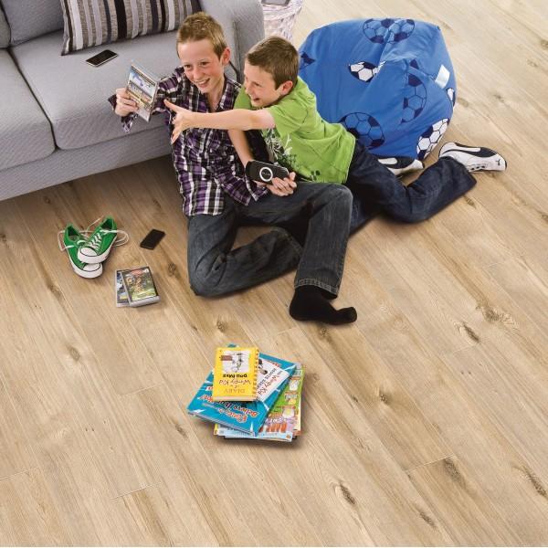 Elka Toasted Oak Laminate Flooring (12mm thickness)