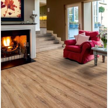 Elka Country Oak Laminate flooring (8mm Thickness)