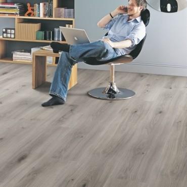 Elka Dove Oak Laminate flooring (8mm Thickness)