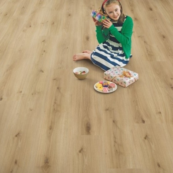 Elka Orchard Oak Laminate flooring (8mm Thickness)