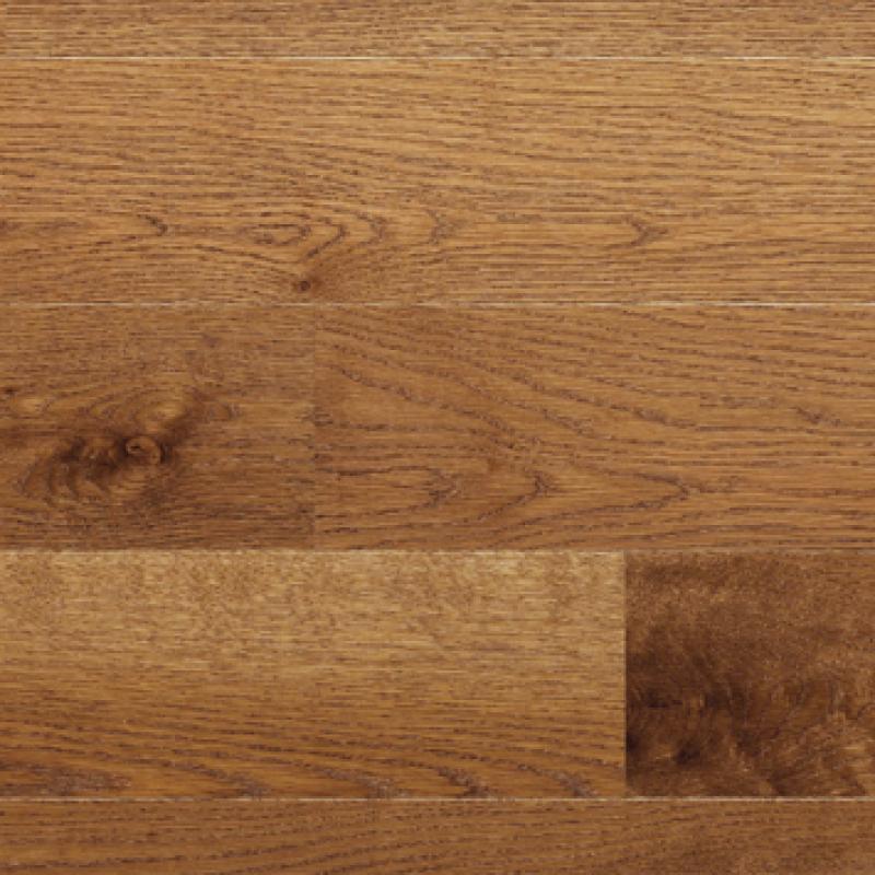 Elka 130mm Golden Oak Solid Wood Flooring