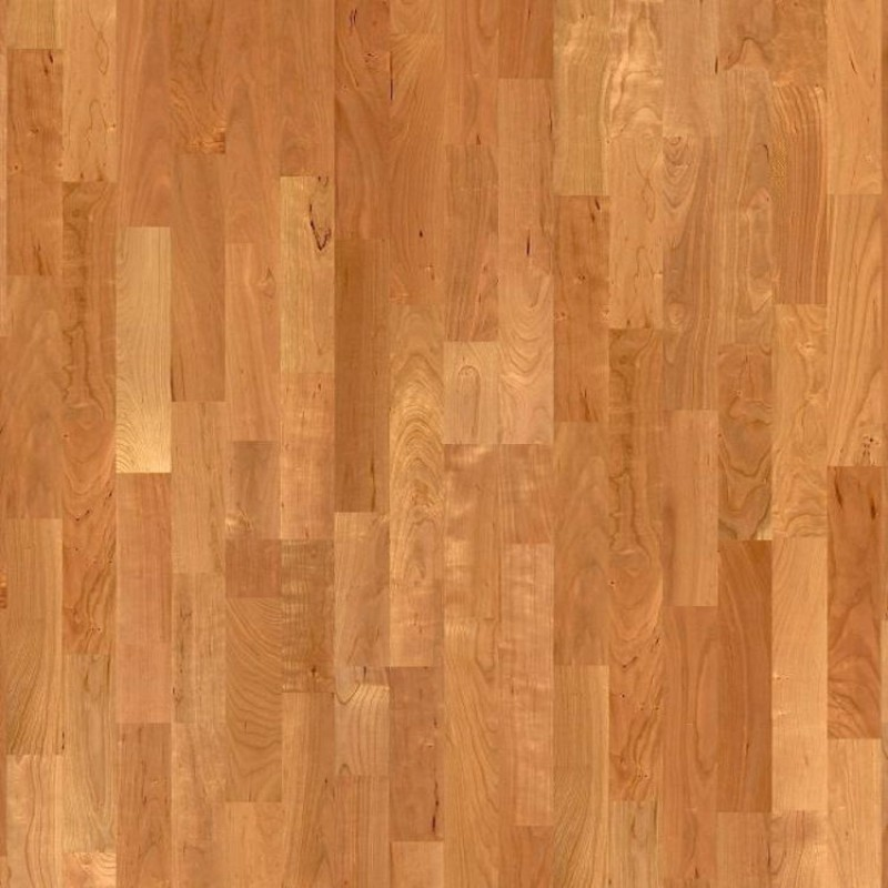 Boen Cherry American 3 Strip 215 Natural Oil Lacquered