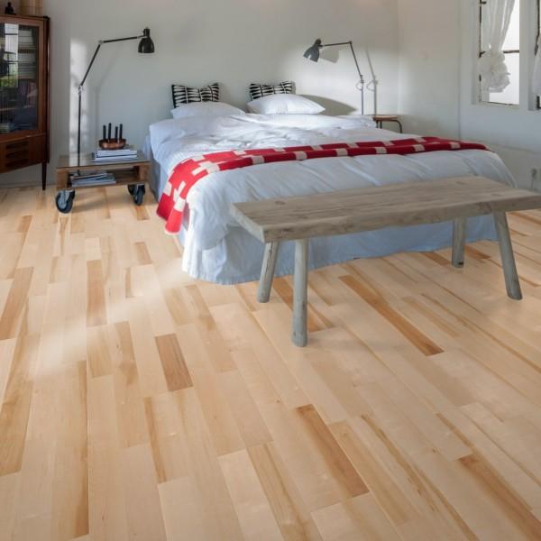 Kahrs Maple Summer Oiled Engineered Wood Flooring  (D) Limited Stock