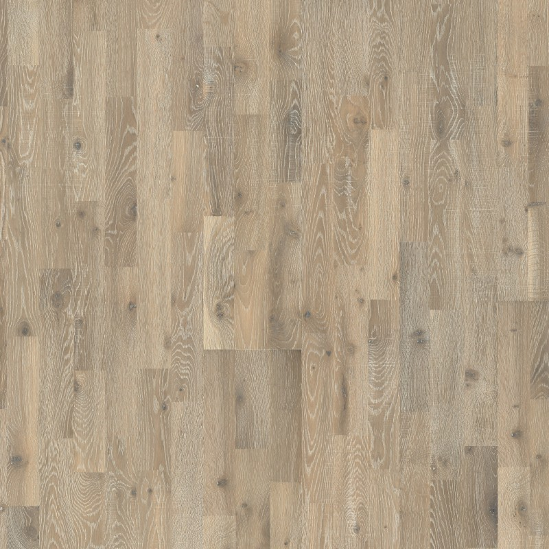 Kahrs Kilesand Oak 3 Strip Oiled Bevelled And Brushed