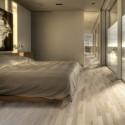 Kahrs Ash Skagen White Matt Lacquered Engineered Wood Flooring