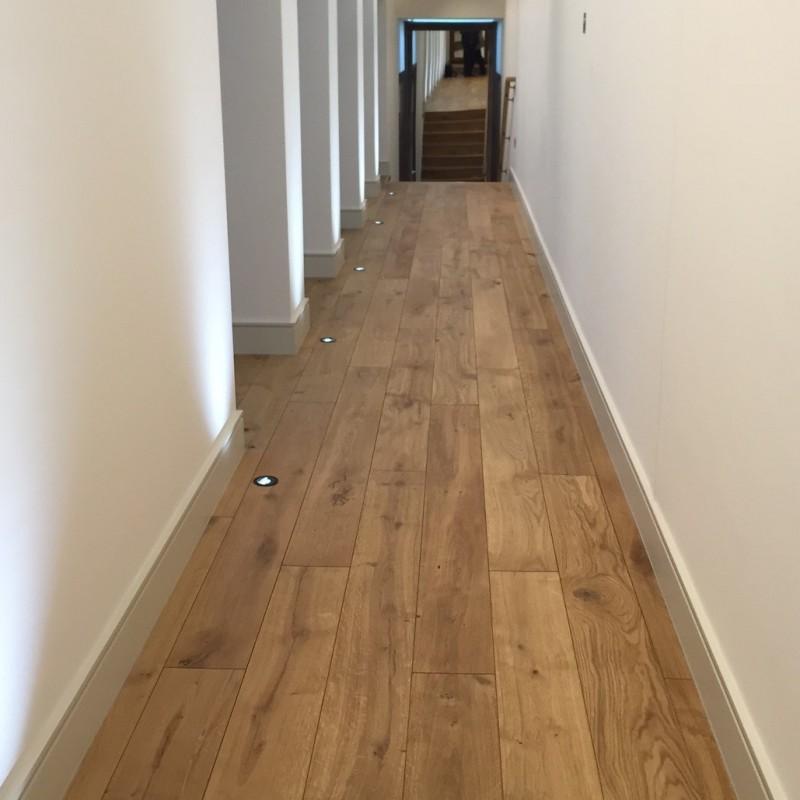 Ofd Oak Bella Oiled Brushed Engineered Wood Flooring