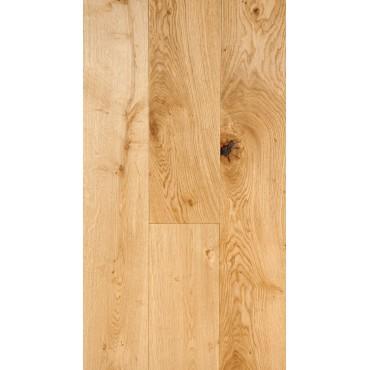 OFD Oak Bailey Satin Lacquered Engineered Wood Flooring