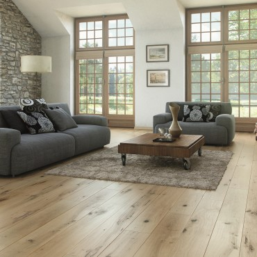 Norske Oak Alesund Oiled Engineered Wood Flooring  (Free Underlay Offer)