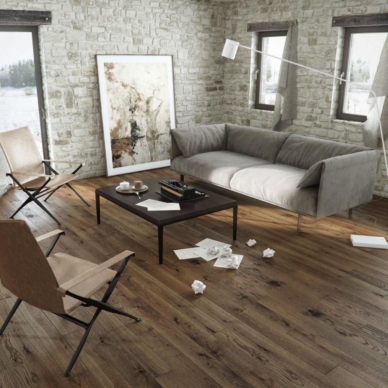 Norske Oak Brekstand Matt Lacquered Engineered Wood Flooring