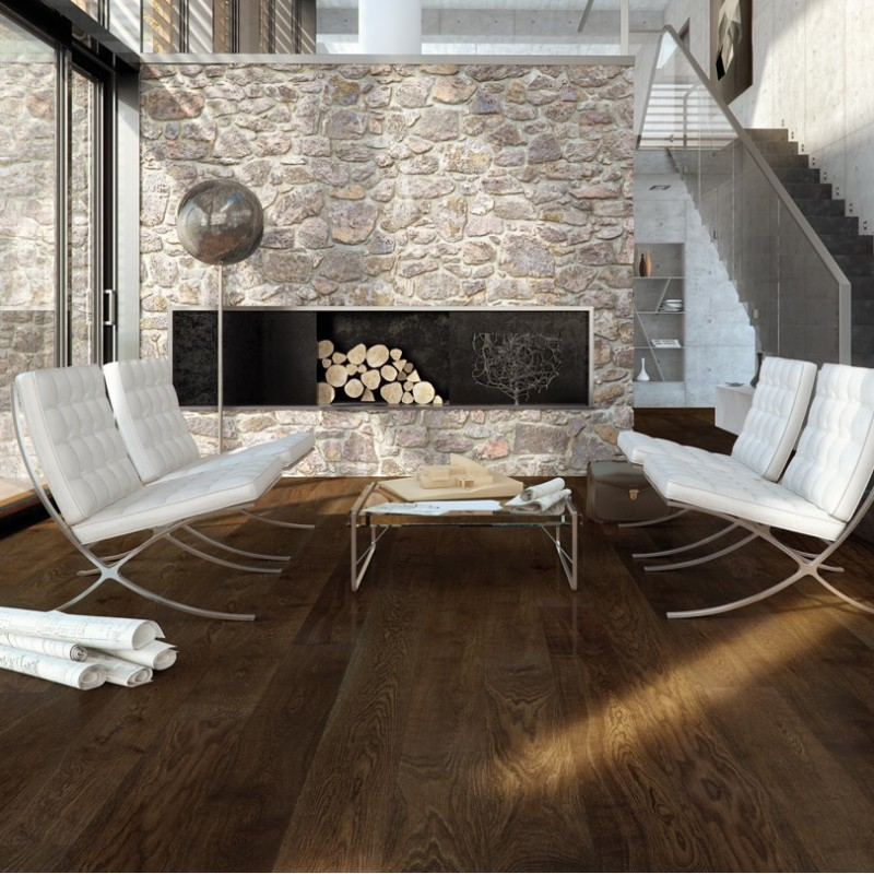 Norske Oak Drammen Matt Lacquered Engineered Wood Flooring (D) Limited Stock !!!!