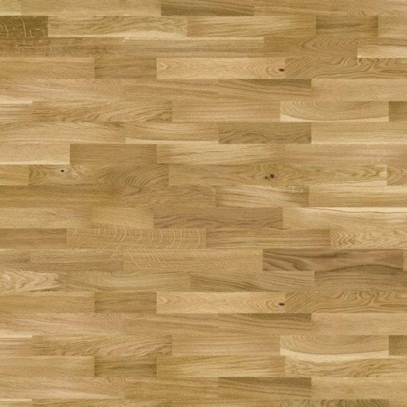 Norske Oak Vardo 3 Strip High Gloss Engineered Wood Flooring
