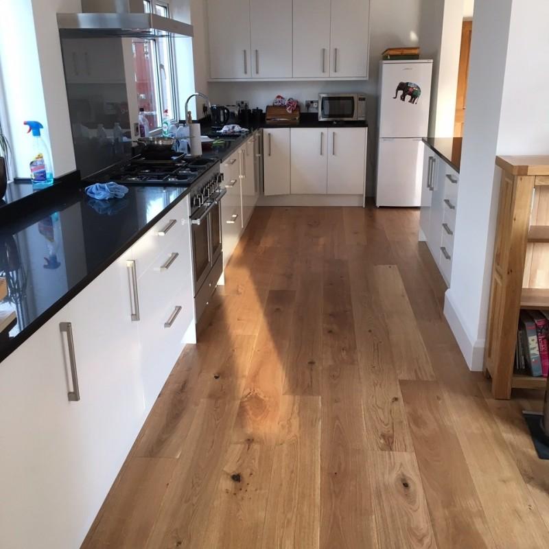 OFD Oak Amelia Oiled Engineered Wood Flooring