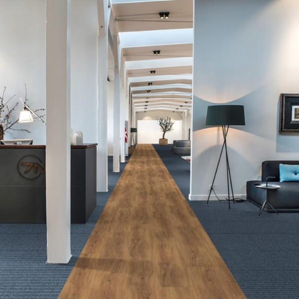 Kahrs Redwood Dry Back Luxury Vinyl Flooring DBW229