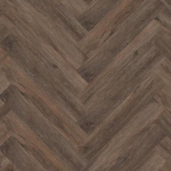 Kahrs Saxon Herringbone Click Luxury Vinyl Tile Flooring CHW 120