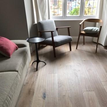 Kahrs Oak Seashore Oiled Engineered Wood Flooring