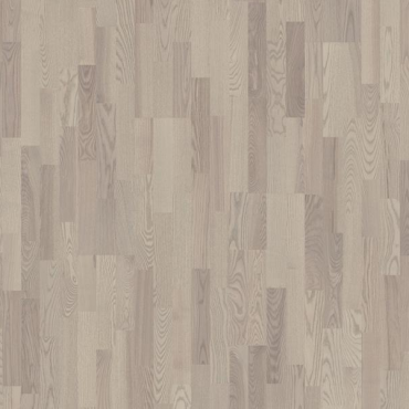 Kahrs Ash Verve 3-Strip Ultra Matt Lacquered Brushed Engineered Wood Flooring (D) Limited Stock !!!!