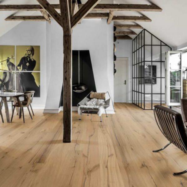 Kahrs Oak Pallido Oiled Engineered Wood flooring