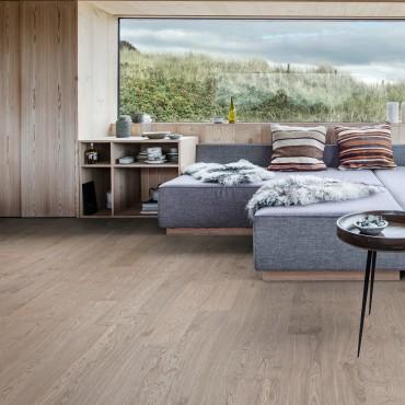 Kahrs Oak Shore Matt Lacquered Engineered Wood Flooring