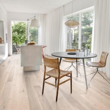 Kahrs Oak Sky Ultra Matt Lacquered Engineered Wood Flooring