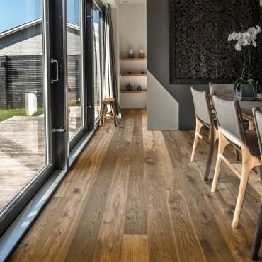 Kahrs Oak Terra Ultra Matt Lacquered Engineered Wood Flooring