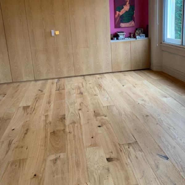 Kahrs Oak Granada Brushed Matt Lacquered Engineered Wood Flooring