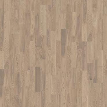 Kahrs Oak Dim 2-Strip Ultra Matt Lacquered Brushed Engineered Wood Flooring