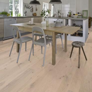 Kahrs Oak Stirling Matt Lacquered Engineered Wood Flooring (D)