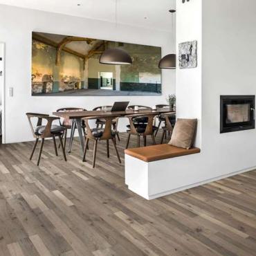 Kahrs Oak Roccia Oiled Engineered Wood Flooring