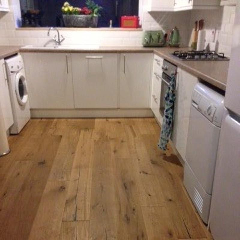 Kahrs Oak Hay Oiled Engineered Wood Flooring