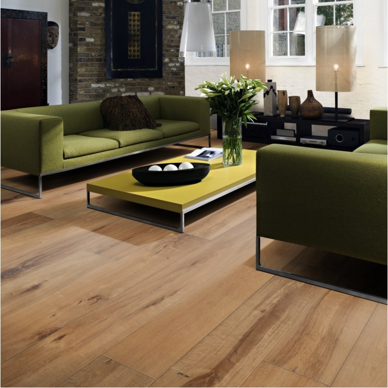 Kahrs Oak Straw Oiled Engineered Wood Flooring
